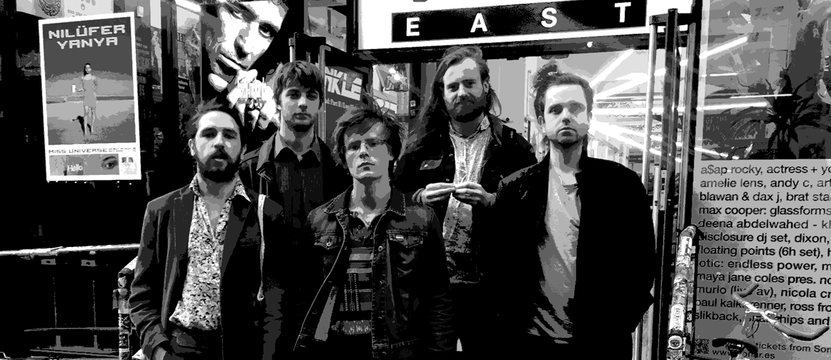 Rough Trade Podcast 55 with Fontaines D.C.